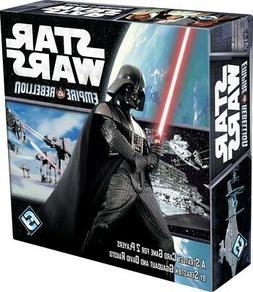 Star Wars Empire Vs. Rebellion Board Game Fantasy Flight Gam