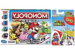 AYB Super Gamer Collector's Edition Set Mario Luigi Go! Mono