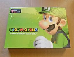 Super Mario LUIGI 1000 Piece Premium Puzzle by USAopoly