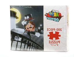 "Super Mario Odyssey ""Cap Kingdom"" - 9"" x 11"" 200 Piece Puzzl"