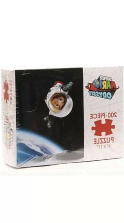 """Super Mario Odyssey """"Moon Kingdom"""" - 9"""" x 11"""" 200 Piece Puzz"""
