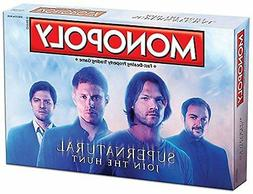 Supernatural Monopoly Collector's Edition Board Game