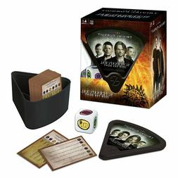 USAopoly Supernatural Trivial Pursuit Board Game good for fa