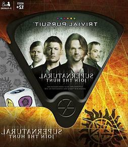 USAOPOLY Supernatural Trivial Pursuit Board Game Join the Hu