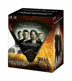 USAopoly Supernatural Trivial Pursuit Board Game