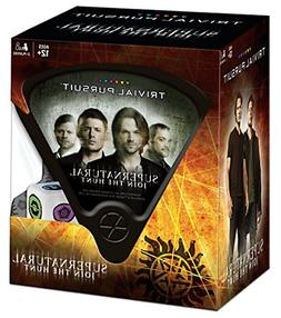 USAopoly Supernatural Trivial Pursuit Board Game New