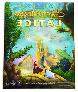 The Swan Princess Latice Cards Strategy Game