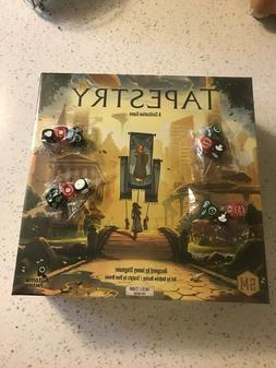 Tapestry Board Game w/ 4 Sets of Extra Dice  - New In Shrink