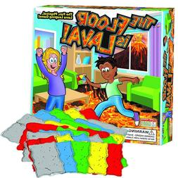 The Floor is Lava Interactive Board Game for Kids Adults Jum