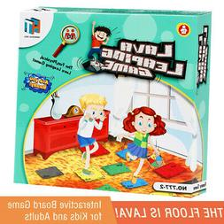 The Floor is Lava! Interactive Family Board Game-2019