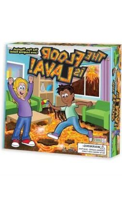 The Floor is Lava! Interactive Family Board Game