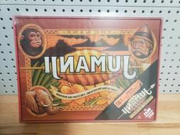 Jumanji The Game in Real Wooden Box *WOOD BOX EDITION* **NEW