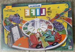 The Game Of Life In Monstropolis Board Game Disney Pixar Mon