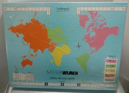 Geografacts - The Game Of The World Educational Facts Board