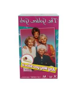 The Golden Girls - Any Way You Slice It Board Game- New Seal