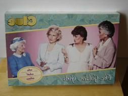 The Golden Girls Clue Board Game by Hasbro Brand New in Box