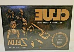 The Legend of Zelda Clue Board Game USAopoly Collector's Edi