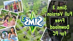 The Sims 3  Full Game with Collections & Expansions included
