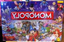 Disney Theme Park Monopoly Board Game. Own it All As You Buy