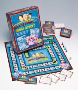 Three Stooges Trivia Board Game by TaliCor