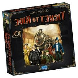 Ticket to Ride 10th Anniversary Edition Board Game Sealed Ne