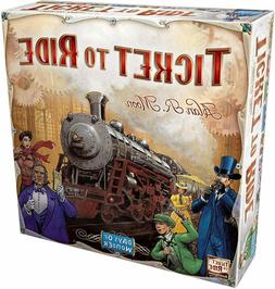 Days of Wonder Ticket to Ride Board Game - Play With Alexa
