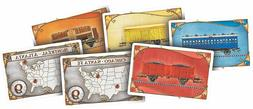 Days of Wonder Ticket To Ride by Alan R. Moon Train Adventur
