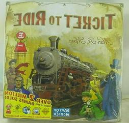 Ticket to Ride Cross-Country Train Adventure Game DOWDO7201