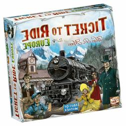 Days of Wonder Ticket To Ride Europe by Alan R. Moon Train A