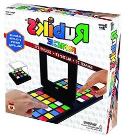 48 Colored Tiles, Scrambler & 9 Colored Mini Cubes Race Game