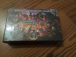 Tiny Epic Defenders The Dark War Expansion Strategy Board Ga