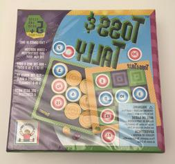 Toss & Tally educational board game by Discovery Toys factor