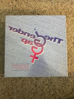 The Gender Gap Trivia Board Game 1995  Brand New And Sealed!