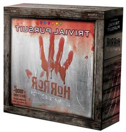 USAopoly Trivial Pursuit Horror Ultimate Edition Trivia Boar