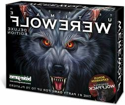 ultimate werewolf deluxe edition adults kids card