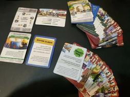 Unfair Board Game Promos, Gangster, Game Changer Extras - CM