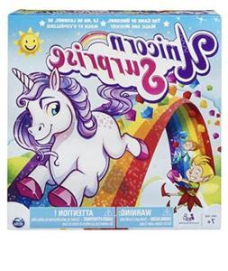 Unicorn Surprise Board Game New In Box