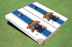 "University of Kentucky ""Wildcat"" Blue and White Matching Lon"