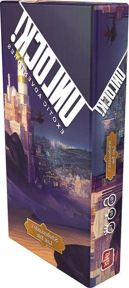 Unlock! Scheherazade's Last Tale Board Game Factory Sealed N