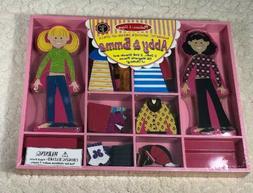 USA Wholesaler- 17370293-Abby & Emma Magnetic Dress-Up