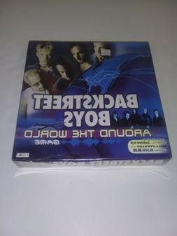 Vintage 2000 Backstreet Boys Board Game Sealed / Around The
