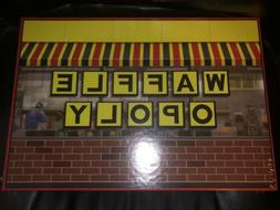 Waffle House Board Game Waffle-opoly |  Collectible Sold Out