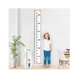 Wall Growth Chart, Elevin Baby Height Growth Chart Hanging R