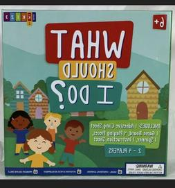 What Should I Do? Educational Board Game New