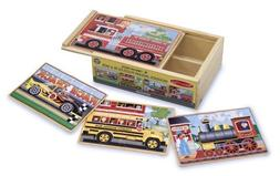 WMU Vehicle Puzzles in a Box