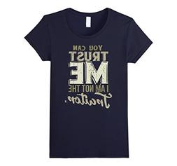 Womens Trust Me I'm Not the Traitor T-Shirt. Tabletop Board