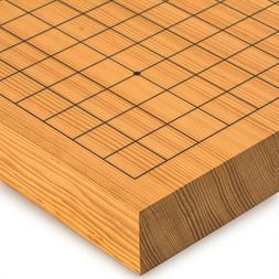 """YMI Shin Kaya 1.6""""  Go Table Board Goban"""