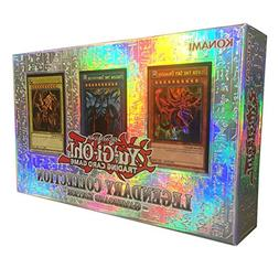 YuGiOh LEGENDARY COLLECTION Gameboard Edition Gods Cards LC0