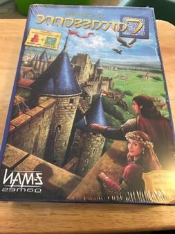 Z-Man Games Carcassonne Family Tile Board Game Brand New
